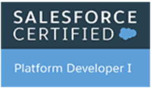 SALESFORCE CERTIFIED Platform デベロッパー