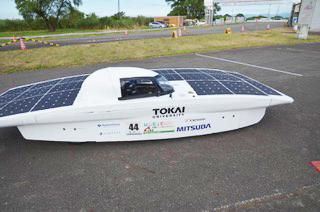 東海大学チャレンジセンター・メカトロマイスター ソーラーカーチーム