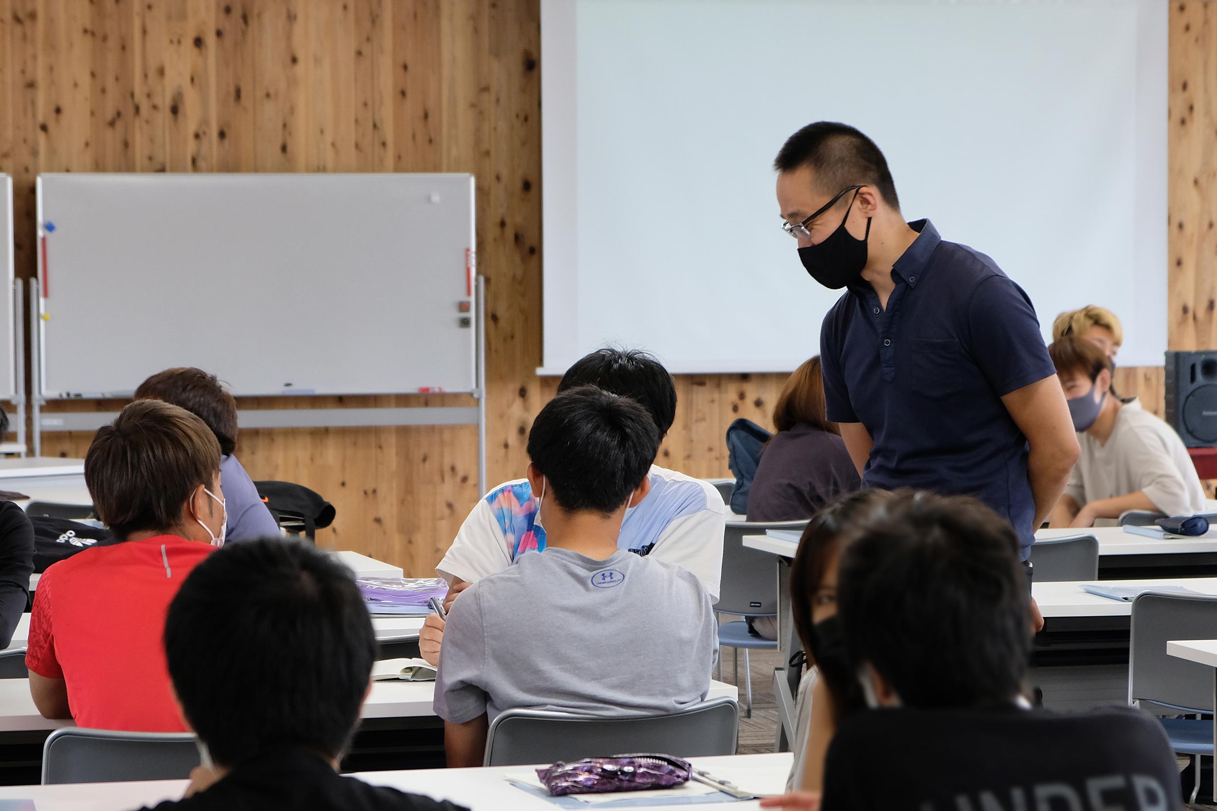 熊本県立農業大学校「IoT特別講演」